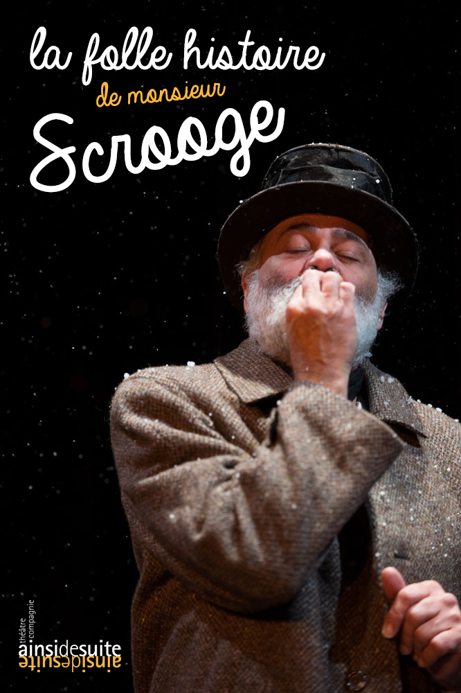 La Folle Histoire de Mr Scrooge
